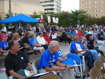 Nashville Health Care Rally