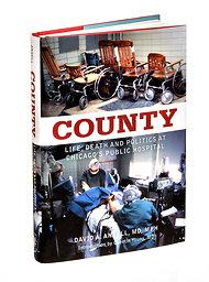 Book Cover of 'County' by David Ansell