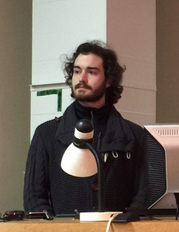 Eric Seroogy, U of L SNaHP